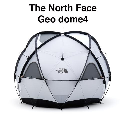 THE NORTH FACE ザノースフェイス GEODOME4 ジオドーム4 テント TENT 4人用 FOOTPRINTセット