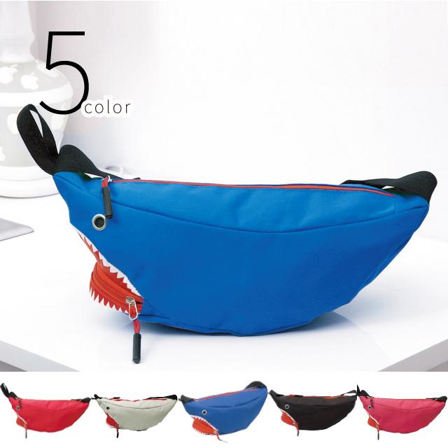 見た目以上に大容量 かわいいサメショルダーバッグ 斜め掛け 高価値 バナナバッグ 可愛い サメリュック メッセンジャーバッグ ウエストバッグ サメ ショルダーバッグ メンズ 記念日 レディース 男女兼用 かわいい 通帳ケース 斜めがけ ボディバック csb-0003 キッズ 人気デザイン 軽い おもしろ 鮫 リュック ユニセックス ウエストポーチ