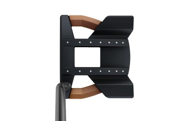 USモデル ピン ヘプラー トムキャット14 パター PING Heppler 定番スタイル 14 PP59 Tomcat PUTTER グリップ:PING 激安価格と即納で通信販売 長さ調節機能付シャフト
