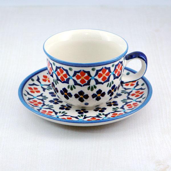 baobabtree | Rakuten Global Market: Cup & saucer Poland ceramics ...