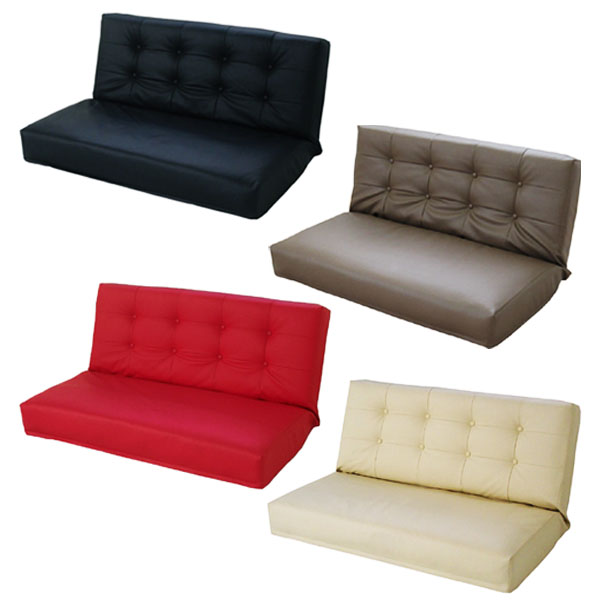 エンジェルWレザー(二人掛け)|angel Wレザー|二人掛け|リクライニング|ソファー|座椅子|リラックス|シンプル|リビング|日本製 10P18Jun16