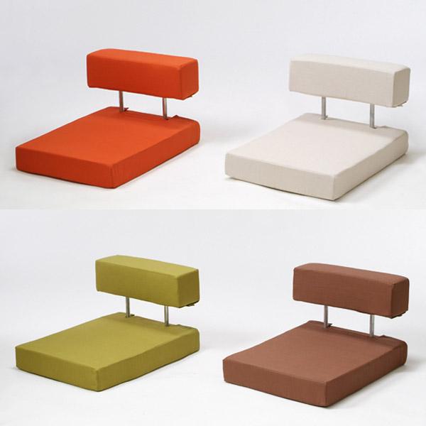 ZA-RAKU|ザラク|ざらく|座面|四角|ソファー|座椅子|和|リラックス|シンプル|和洋|リビング|日本製 10P18Jun16