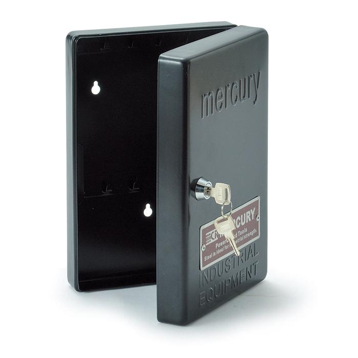 キーキャビネット mekeca| Key Cabinet|MERCURY|キーキャビネット|鍵|キー|小物入れ|インダストリアル|キーケース|アメリカンテイスト|スチール|ポップ|おしゃれ | レトロ |10P18Jun16