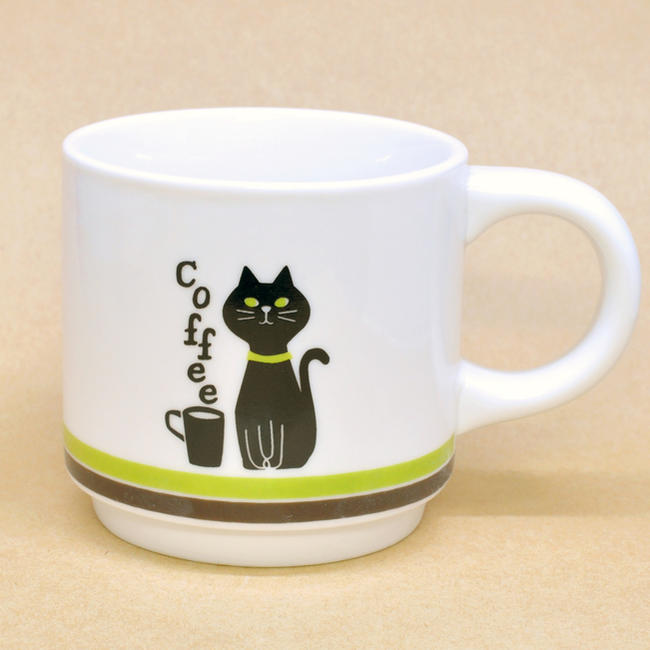 Cat Goods And Hot Spices Bappo Greenline Black Cat Coffee Coffee