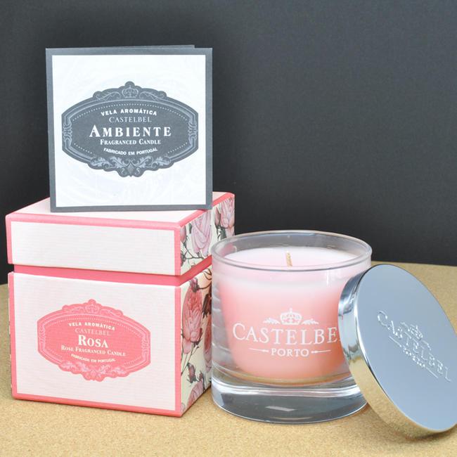 CASTELBEL castelbel are 4 kinds of rose Lavender Orange fig PEAR candle  candles bath