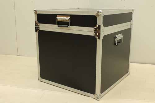 【アウトレット】 サイドテーブル trk-ak-h60 ミンディーウッド ブラック 黒 インテリア 収納 収納家具 木箱 中古 家具