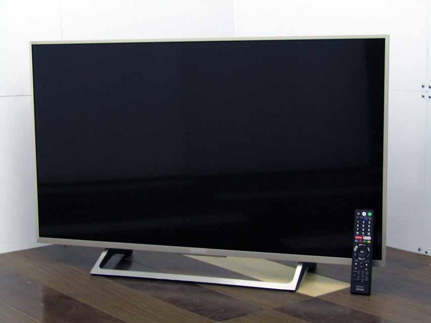 【中古液晶テレビ】【SONY】【BRAVIA】【43V型】【フルハイビジョン】【4K】【HDR対応】【録画対応】【2017年製】【状態:A】  【中古 液晶テレビ】ソニー ブラビア 43V型 KJ-43X8000E フルハイビジョン 液晶テレビ 4K対応 CS4K(スカパープレミアム)対応チューナー ブラック 価格 安い おすすめ