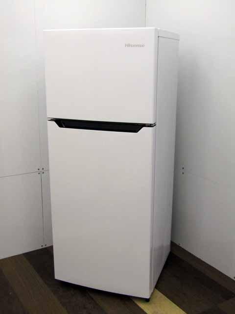 【あす楽】【中古】【冷蔵庫】ハイセンス HR-B1201 120L 2ドア ホワイト 2018年製 【S】 中古 冷凍冷蔵庫 家電 キッチン家電 1人用 小型 Sサイズ 価格 安い おすすめ 人気 激安 1人暮らし キッチン