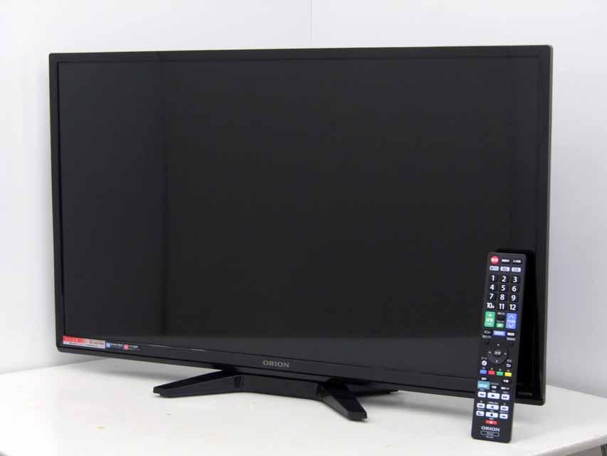 【中古 液晶テレビ】 オリオン RN-32DG10 32V型 ハイビジョン Wチューナー 裏録対応 ブラック 価格 安い おすすめ