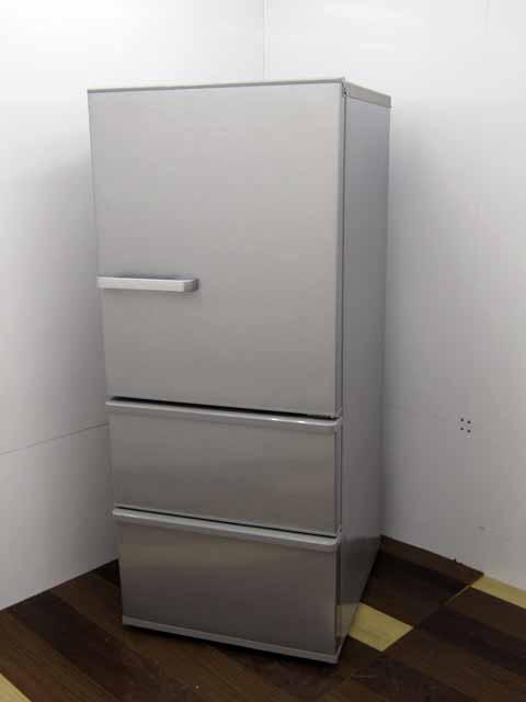 【中古 冷蔵庫】アクア AQR-27G(S) 272L 3ドア ミスティシルバー 2018年製 200リットル~ 1~2人向け 家電 キッチン家電 小型 価格 安い おすすめ 人気 激安 1人暮らし キッチン