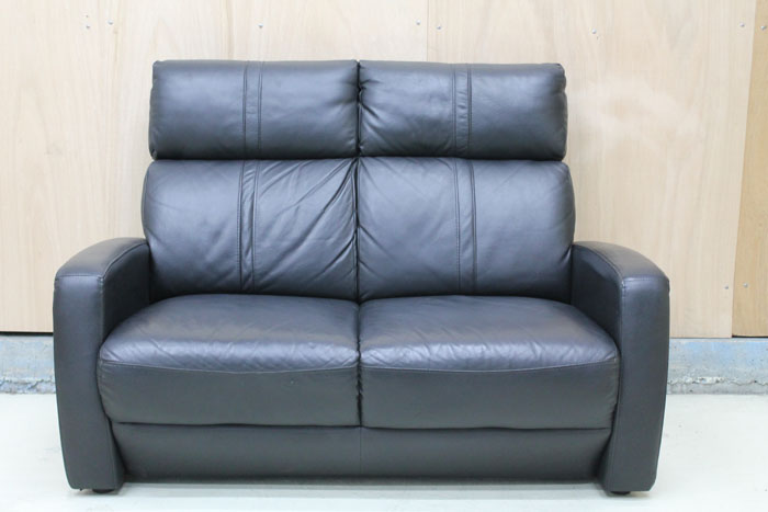 Enjoyable A Brand Name I Wear Two Sofas And Sell A High Background Sofa 132Cm In Width Black Black Leather Sofa Sofa Bed Sofa Kg Sf00007 Display Machost Co Dining Chair Design Ideas Machostcouk