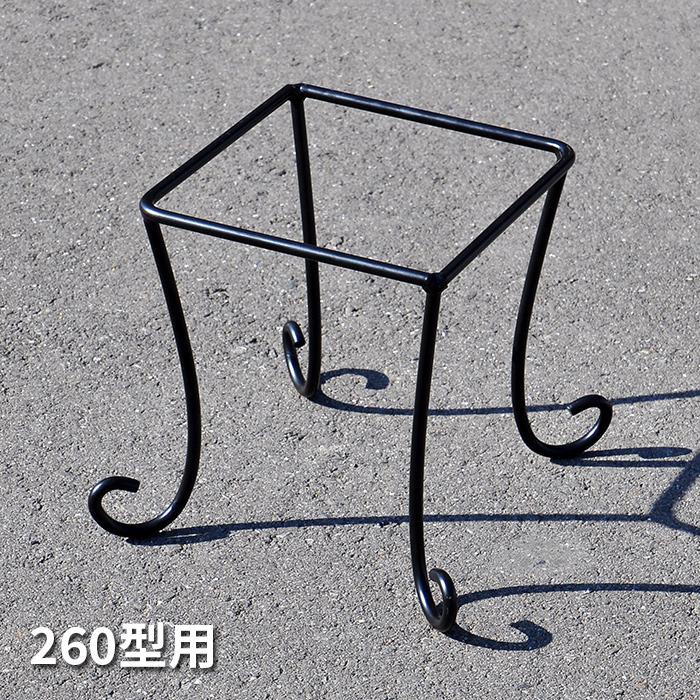 ●大● 【Bells More】バラの家 260型用ローズスタンドスクエア 《ベルツモアジャパン》