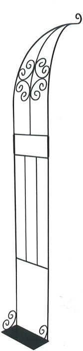 [特大送料M]【Bells More】ハーフアーチ HA-2100 ◆配送日時指定不可【直送品】ZIK-10000 《ベルツモアジャパン》