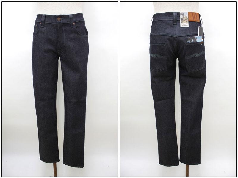 NUDIE jeans 【ヌーディージーンズ】 デニムスキニージーンズ THIN FINN 39161-1230 【10P09Jul16】
