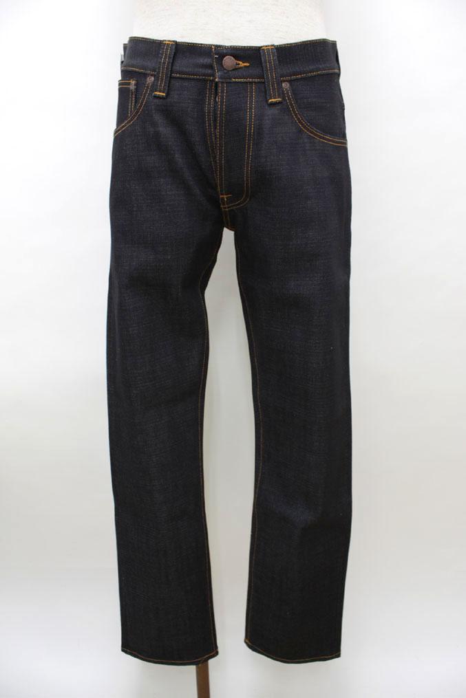 NUDIE jeans 【ヌーディージーンズ】 レギュラーストレートジーンズ デニムパンツ STRAIGHT ALF 40161-1275 【10P09Jul16】