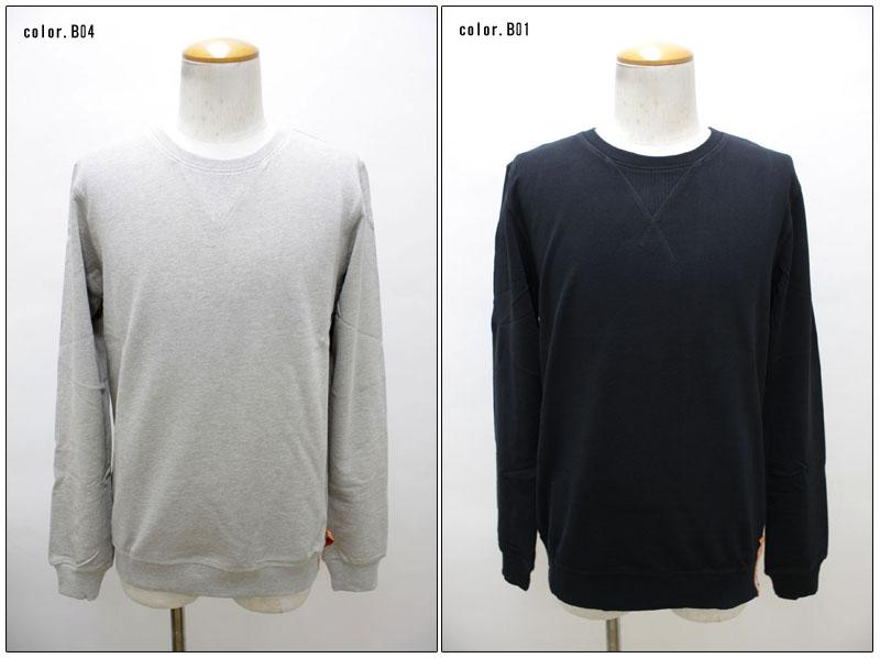 NUDIE jeans 【ヌーディージーンズ】 スウェットトレーナー 40161-4024 【10P09Jul16】
