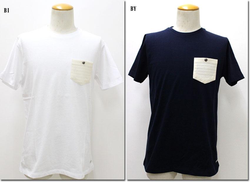 SSEINSE【センス】 ポケット背面切替Tシャツ ME1339SS