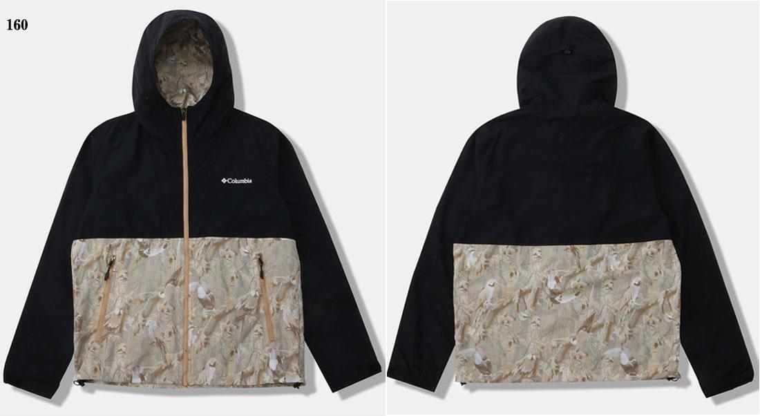 Columbia 【コロンビア】 ヘイゼンパターンドジャケット レインウェア 登山 アウトドア PM3728
