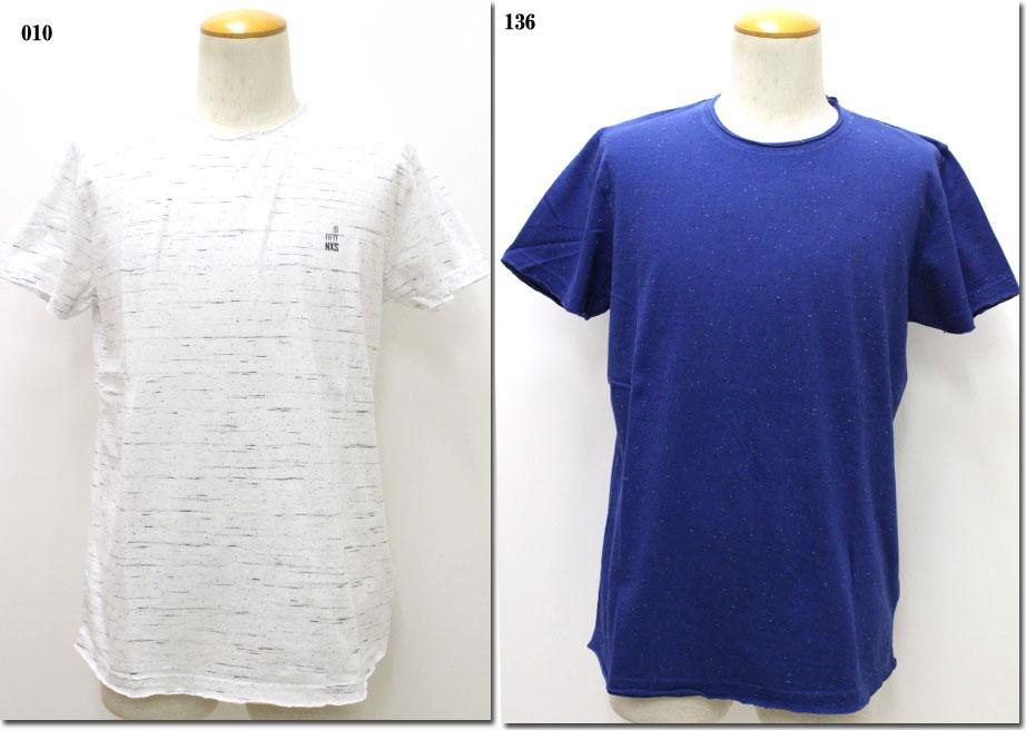 3 980円 税込 以上購入で送料無料 NO 使い勝手の良い NE350209-91 EXCESS ノーエクセス ネップカットオフ半袖Tシャツ 爆買い送料無料