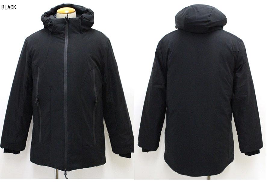 Berna【ベルーナ】 中綿フーディジャケット ブルゾン コート イタリア BRN191004