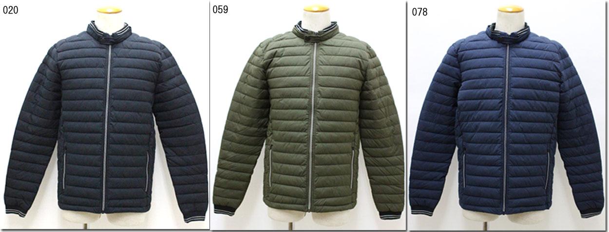 NO EXCESS 【ノーエクセス】  ライトパデッドジャケット 中綿ジャケット  NE630702-92