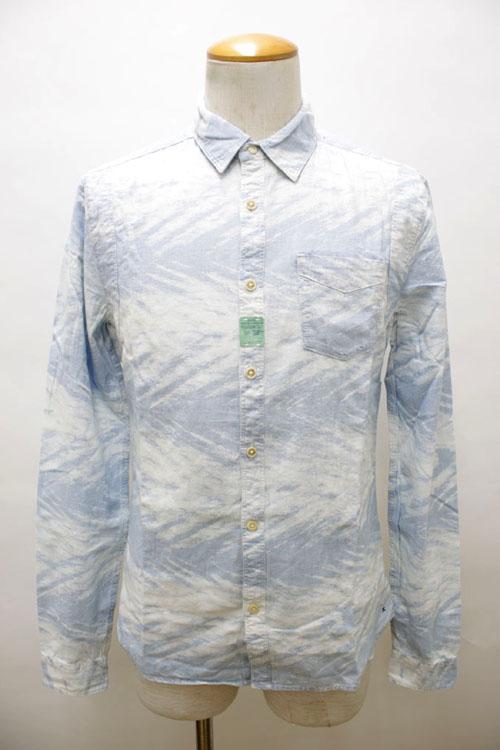 SCOTCH&SODA 【スコッチ&ソーダ】 シャンブレーワークシャツ SC20303-51 【10P09Jul16】