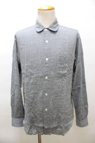 Johnbull 【ジョンブル】 ラウンドカラーシャツ 13384 【10P09Jul16】