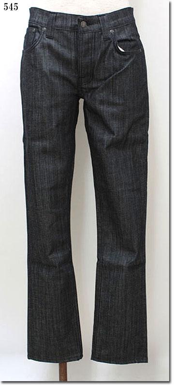 NUDIE jeans 【ヌーディージーンズ】 メンズストレートスリムデニムパンツ 42161-1347 【10P09Jul16】