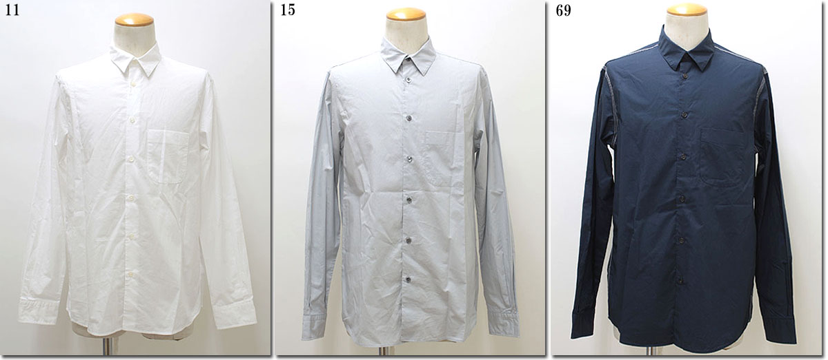 Blue Work【ブルーワーク】 長袖コットンレギュラーシャツ 54-01-54-01706-HN 【10P09Jul16】