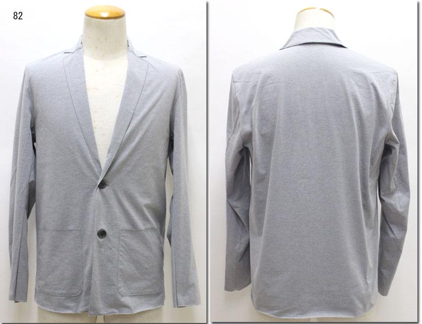 HARRISS 【ハリス】 テーラードジャケット カット素材 カーディガン 羽織り HK201-16207
