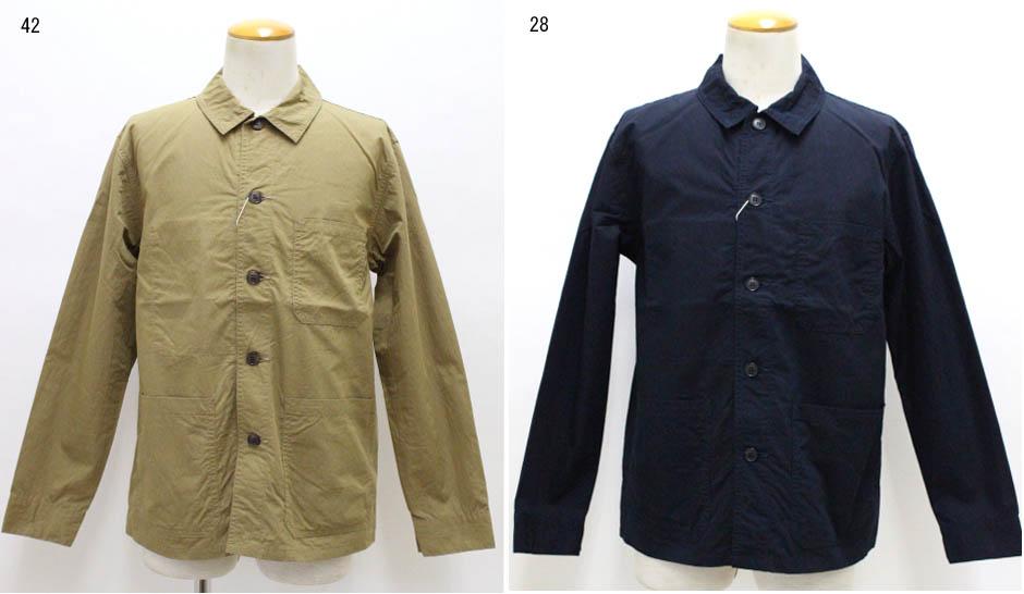 FOB 【エフオービー】フレンチシャツジャケット F2394