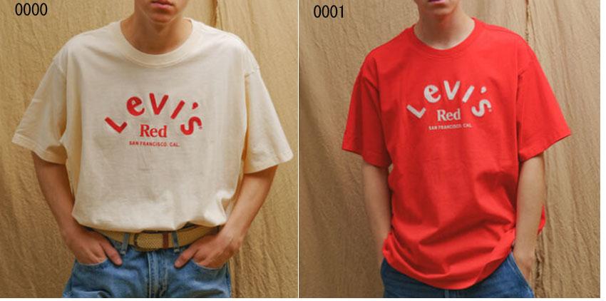 3 980円 税込 新生活 以上購入で送料無料 LEVI'S リーバイス プリント×刺繍 A0192 LR 半袖 超目玉 GRAPHIC TEE ロゴTシャツ