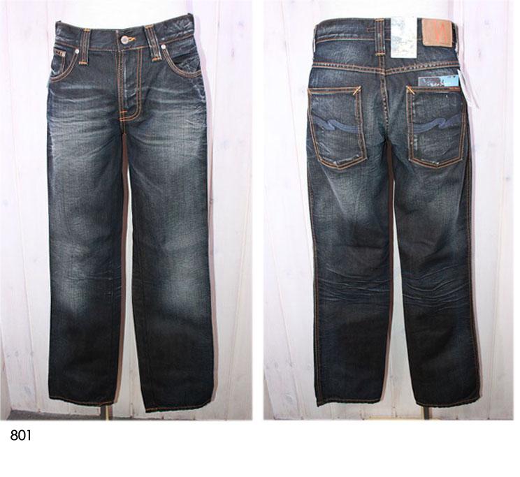 NUDIE jeans 【ヌーディージーンズ】 SLIM JIM ストレート 32161-1206 【10P09Jul16】