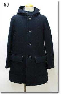Blue Work 【ブルーワーク】MILLED JERSEY LOGGER COAT ロガーコート 54-08-64-08211-HN