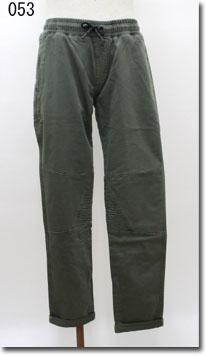 NO EXCESS 【ノーエクセス】 SUPER SLIM FIT スーパースリムフィット Denim Sweat Pants デニムスウェットパンツ NE7100807-62