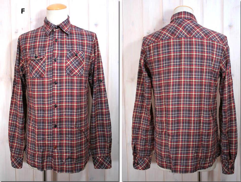 SCOTCH&SODA 【スコッチ&ソーダ】 チェックシャツ SC20061-22 【10P09Jul16】