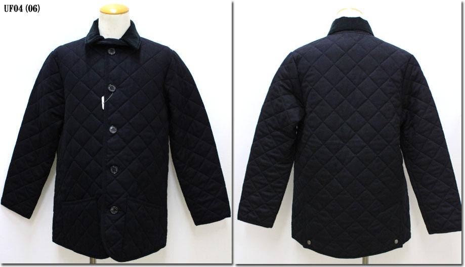 MACKINTOSH 【マッキントッシュ】 ウールキルトジャケット (21323039)G/WAVERLY/UF 【10P09Jul16】