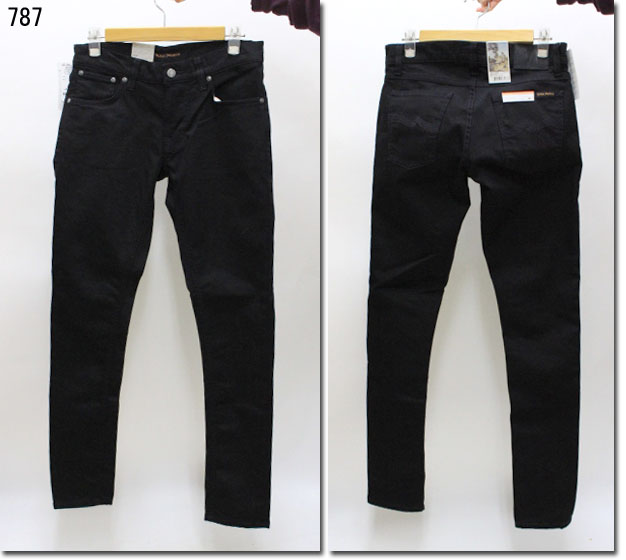 NUDIE jeans 【ヌーディージーンズ】 デニムスキニージーンズ TIGHT TERRY 46161-1017