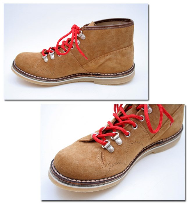 CEBO suede leather monkey boots high MONKEY BOOTS HIGH CB7092012S-1