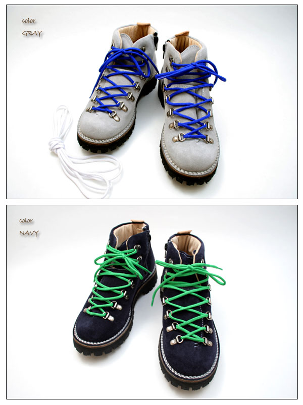 CEBO 【セボ】 スエードニューマウンテンブーツ NEW MOUNTAIN BOOTS CB-092125S-1(092125SZ) 【10P09Jul16】