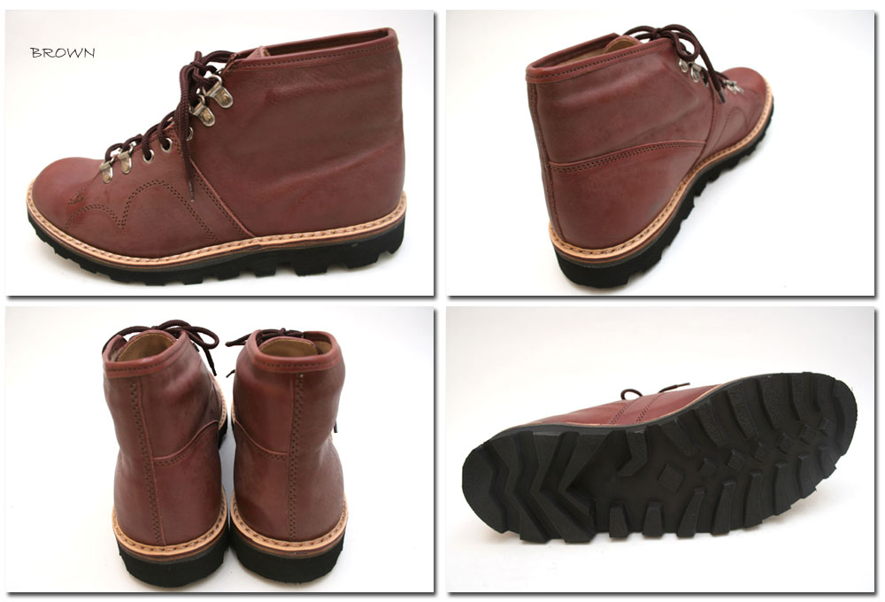 CEBO leather monkey boots-high MONKEY BOOTS HIGH CB-92022B-1-12 (92022)