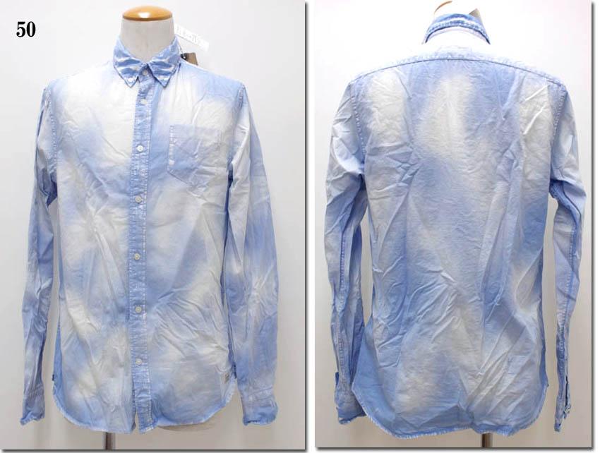 SCOTCH&SODA 【スコッチ&ソーダ】 ブリーチボタンダウンシャツ  SC20004-31 【10P09Jul16】