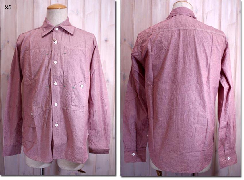 FOB 【エフオービー】 ワークシャツ F3300 【10P09Jul16】:Barbizon バルビゾン