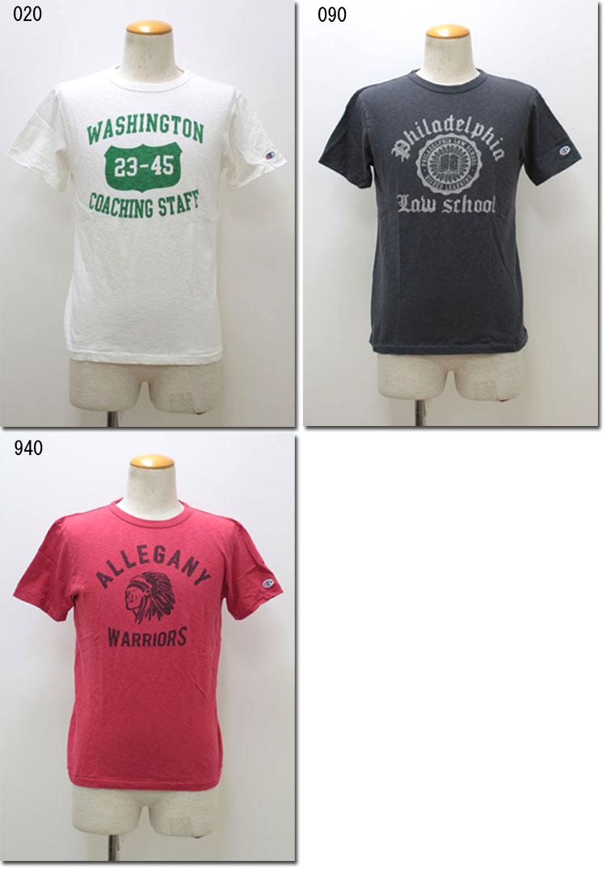 配送員設置送料無料 3 980円 税込 以上購入で送料無料 Champion C3-F319 半袖Tシャツ お買得 10P09Jul16 チャンピオン