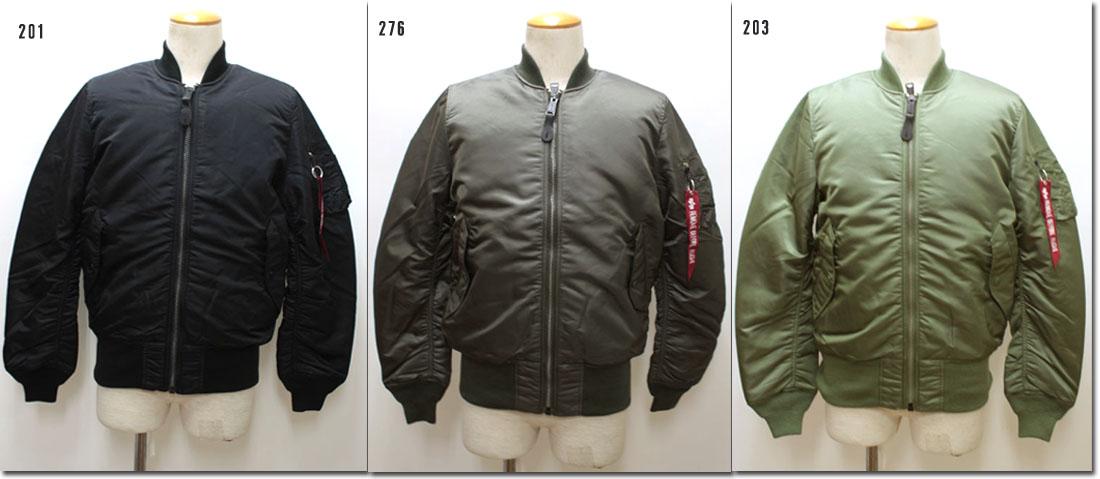 ALPHA 【アルファ】  MA-1  エムエーワン フライトジャケット ジャパンスペック  20004 【10P09Jul16】