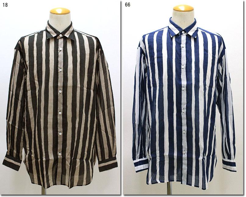TOMORROWLAND EST【トゥモローランドエスト】インディアンコットンビッグシャツ  63-01-81-01102-TN