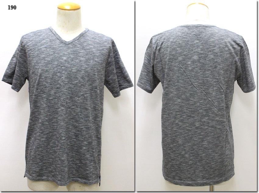 3 980円 税込 以上購入で送料無料 V NECK IN ヴイネック 信憑 ITALY 通販 MADE VN1869056 Vネック半袖Tシャツ