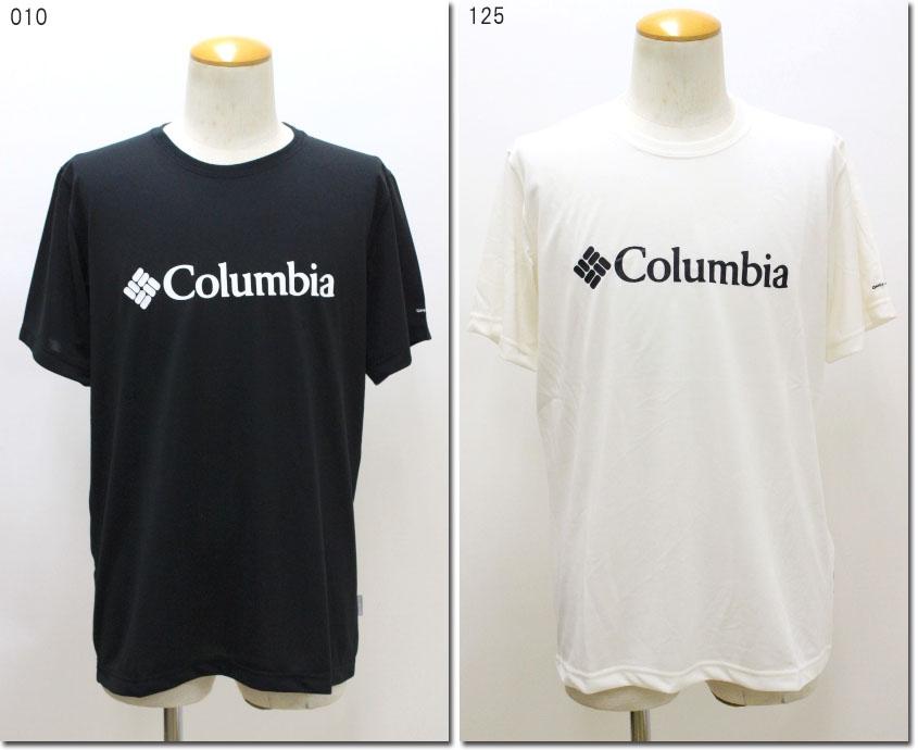 3 ギフ_包装 980円 税込 以上購入で送料無料 Columbia コロンビア PM4470 新作多数 半袖ロゴT アーバンハイクTシャツ