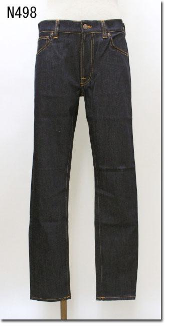 NUDIE jeans 【ヌーディージーンズ】  LEAN DEAN リーンディーン スリムテーパード ストレッチデニム  47161-1011