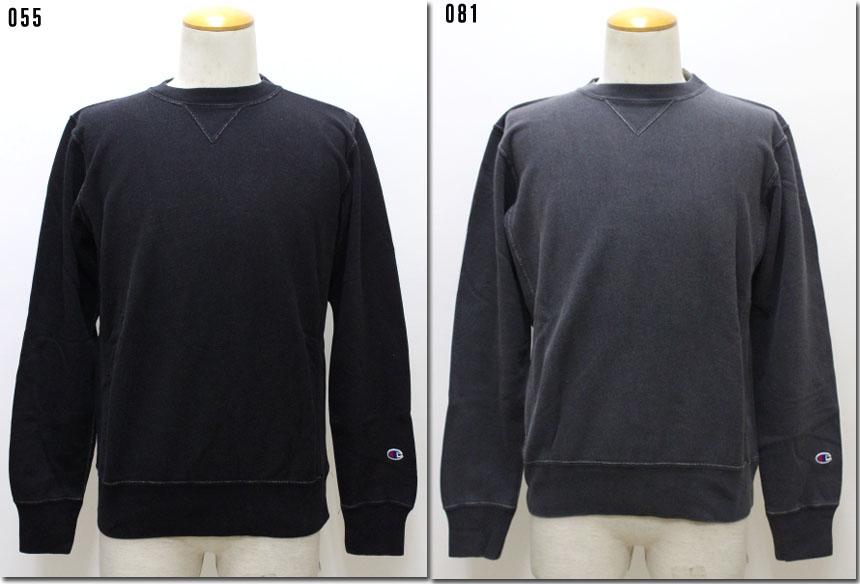 Champion 【チャンピオン】リバースウィーブクルーネックスウェットシャツ(10oz)  トレーナー C3-N003【10P09Jul16】